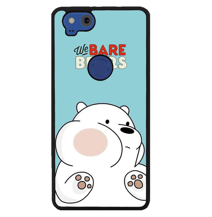 we bare bears WY0026 Google Pixel 2 Case
