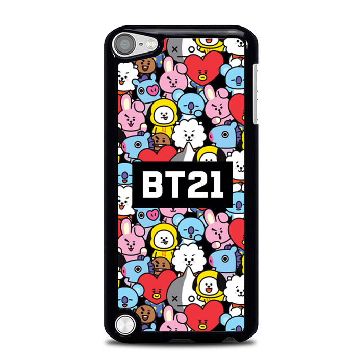 BT21 WY0057 iPod Touch 5 Case