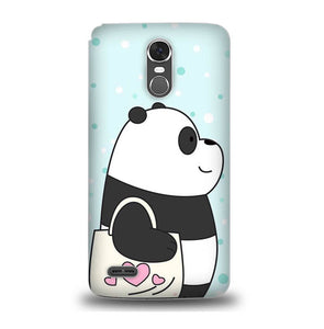 bare bears WY0112 Lg Stylo 3 , Stylo 3 Plus, Stylus 3 , Stylus 3 Plus Case