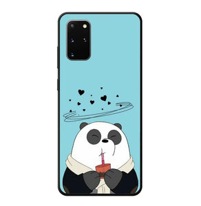 bare bears WY0113 Samsung Galaxy S20 Plus Case