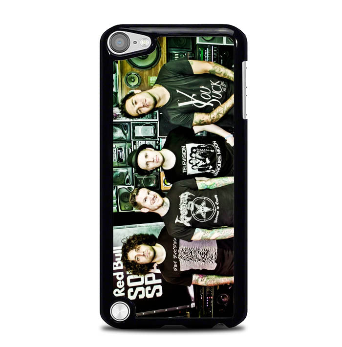 fall out boy Y0153 iPod Touch 5 Case