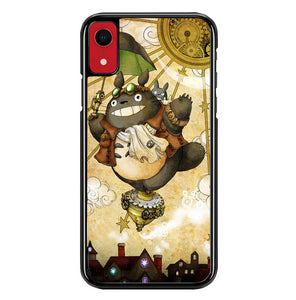 Totoro Studio Ghibli Y1010 iPhone XR Case