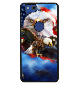 American Flag Eagle Y1486 Google Pixel 2 Case