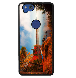 Autumn Fall on Lake Y1514 Google Pixel 2 Case