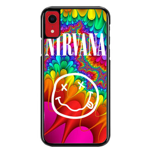 Nirvana logo Y1585 iPhone XR Case