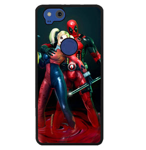Harley Quinn and Deadpool Y1741 Google Pixel 2 Case