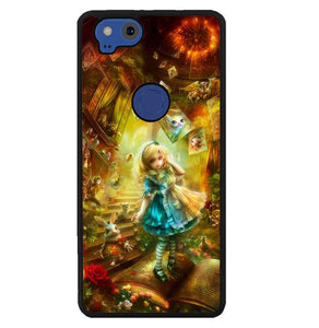 alice in wonderland ART Y1785 Google Pixel 2 Case