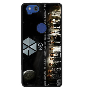 exo planet wallpaper Y1793 Google Pixel 2 Case