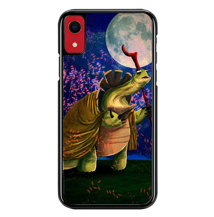 master oogway  Y1812 iPhone XR Case