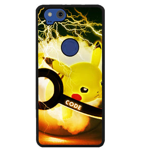 PIKACU pokemon ball wallpaper Y1834 Google Pixel 2 Case