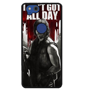 Walking Dead Daryl ART Y1847 Google Pixel 2 Case