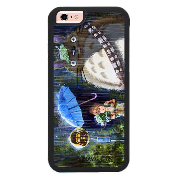 Totoro STAR WARS Y1848 iPhone 6, 6S Case