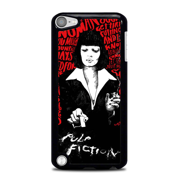Extra Pulp Fiction Oranges Y1867 iPod Touch 5 Case