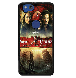 Pirates of the Caribbean POSTER Y2019 Google Pixel 2 Case
