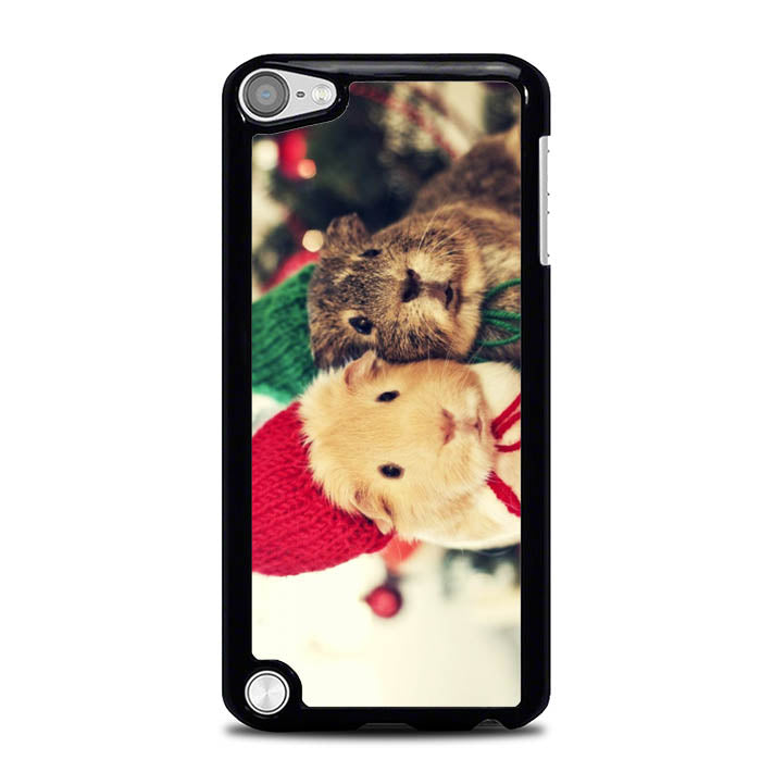 Guinea Pig WALLPAPER art Y2027 iPod Touch 5 Case