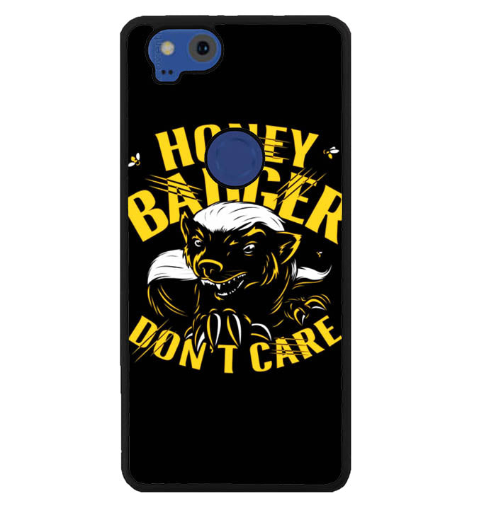 Honey Badger Dont Care Y2036 Google Pixel 2 Case