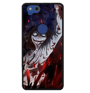 Jeff the Killer Y2144 Google Pixel 2 Case