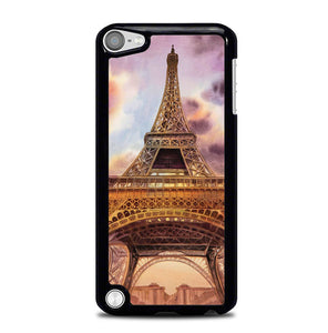 Eiffel Painting of Paris Y2145 iPod Touch 5 Case