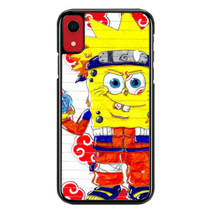 Spongebob NARUTO Y2440 iPhone XR Case