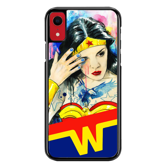WONDER WOMAN Y2458 iPhone XR Case