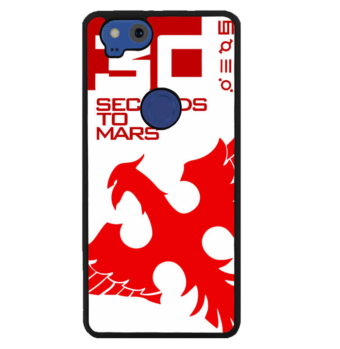 30 Seconds To Mars Closer To The Edge Y2626 Google Pixel 2 Case