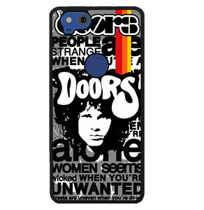 the doors Y2656 Google Pixel 2 Case