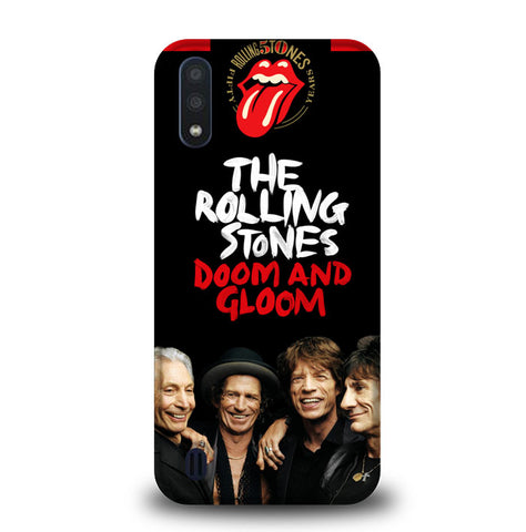 The Rolling Stones Y2657 Samsung Galaxy A01 Case