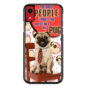 Pug Life Y2711 iPhone XR Case