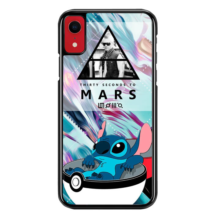 POKEMON ball stitch 30 seconds to mars Y2897 iPhone XR Case