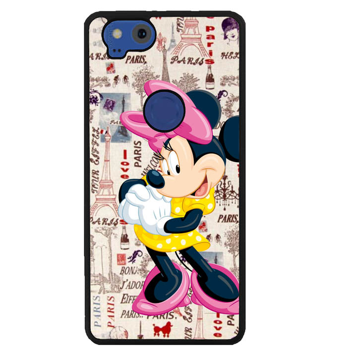 mini mouse  Y3016 Google Pixel 2 Case