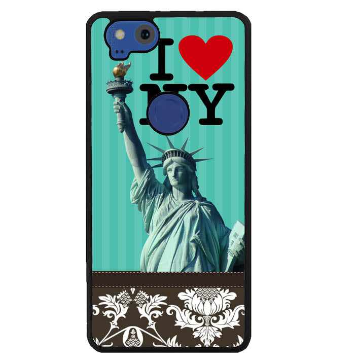 New York liberty Y3031 Google Pixel 2 Case