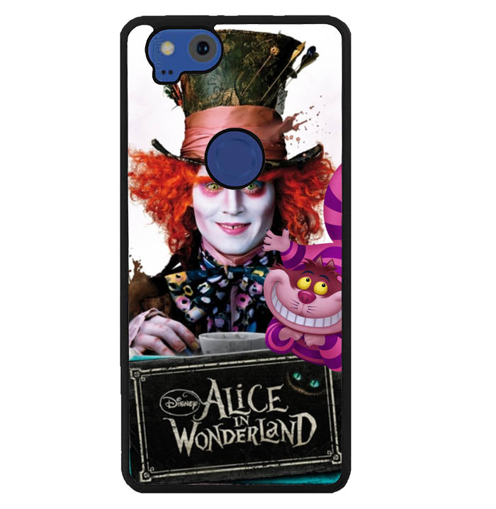 Alice in Wonderland Y3083a Google Pixel 2 Case
