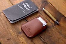 Load image into Gallery viewer, THOREAU CARD HOLDER - OFF-LAND ® | High-quality & functional accessories