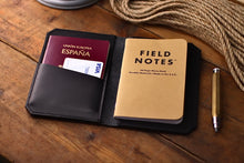 Load image into Gallery viewer, HUMBOLDT PASSPORT WALLET - OFF-LAND ® | High-quality & functional accessories