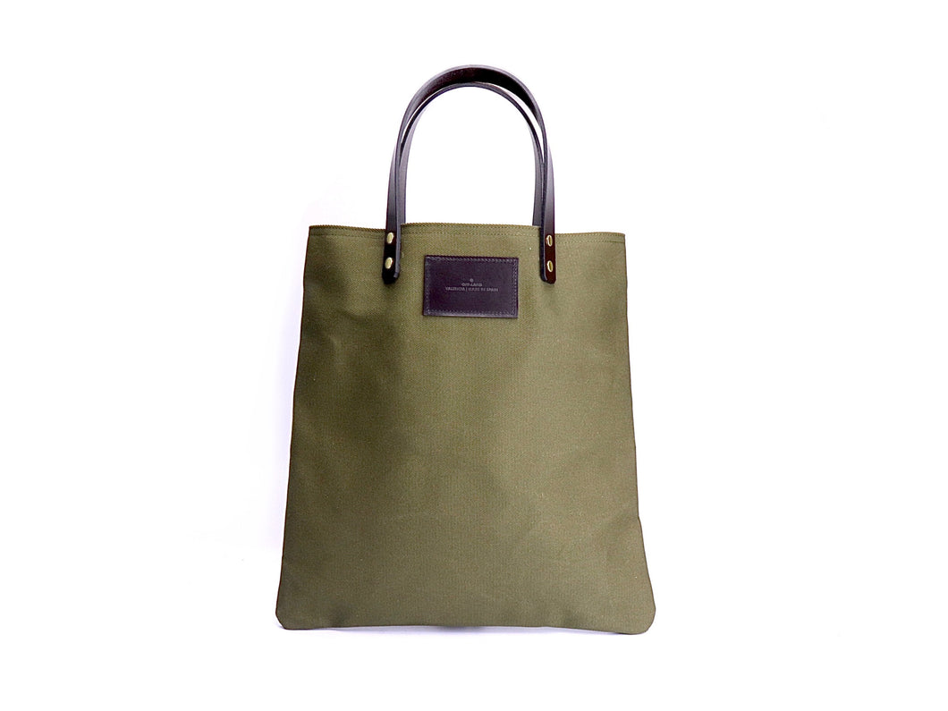 FLAT TOTE - OFF-LAND ® | High-quality & functional accessories