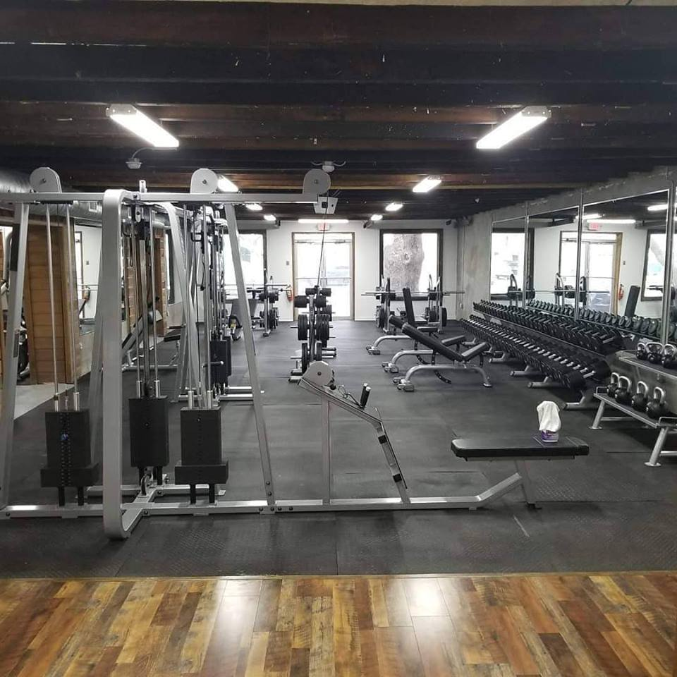 Virtual Gym Tour