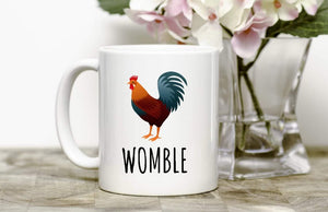Adult Womble Mug