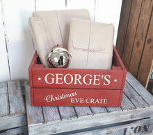 Load image into Gallery viewer, Christmas Eve Crate,Christmas Eve Box,Christmas,Personalised Gift