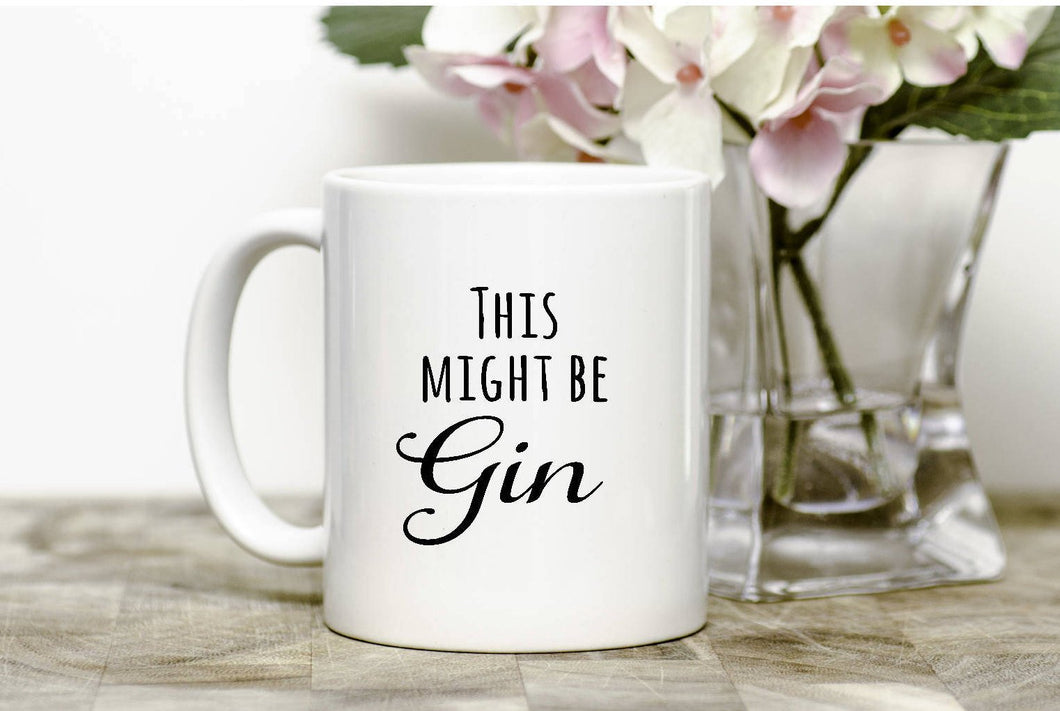 This might be Gin Mug
