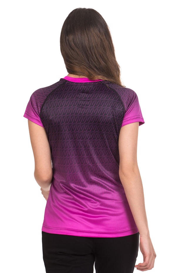 Atum Gradient Women's Short-Sleeve