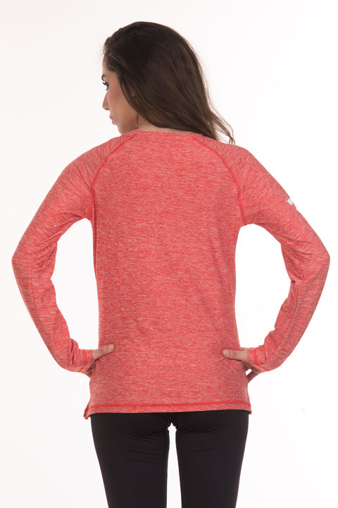 Women's Long Sleeves Compression Top