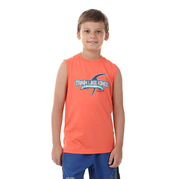 Boys Cut T Shirt
