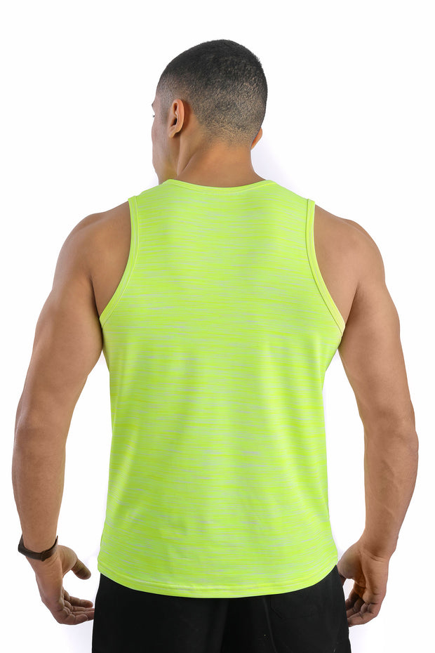 0334 Man's Atumic Beast Tank top