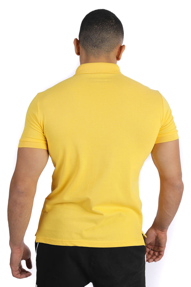 0331 Man's Cotton Elite Polo shirt