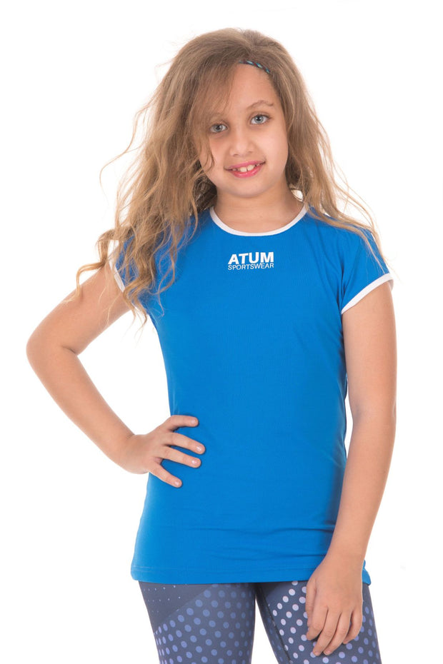 Sports Tee For Girls