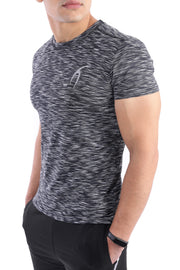 Men's heather training top
