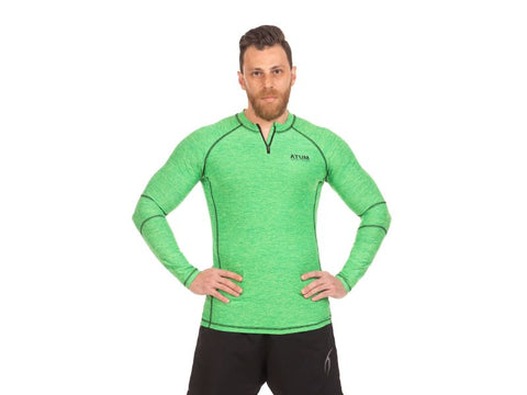 Men's Long Sleeves Compression Sweatshirt