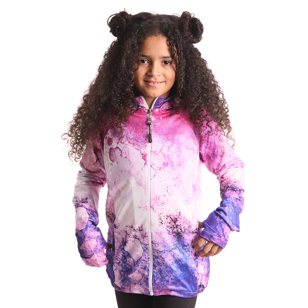 Girls Tie & Dye Sweatshirt