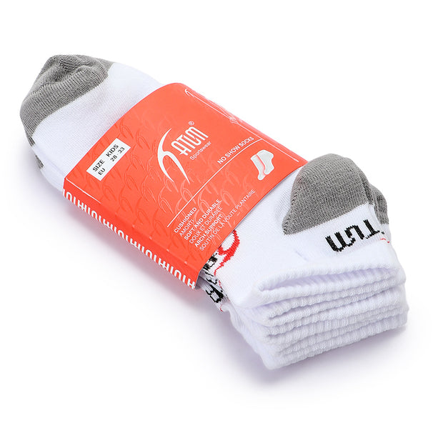 Pack of 3 pairs of Basic Atum socks
