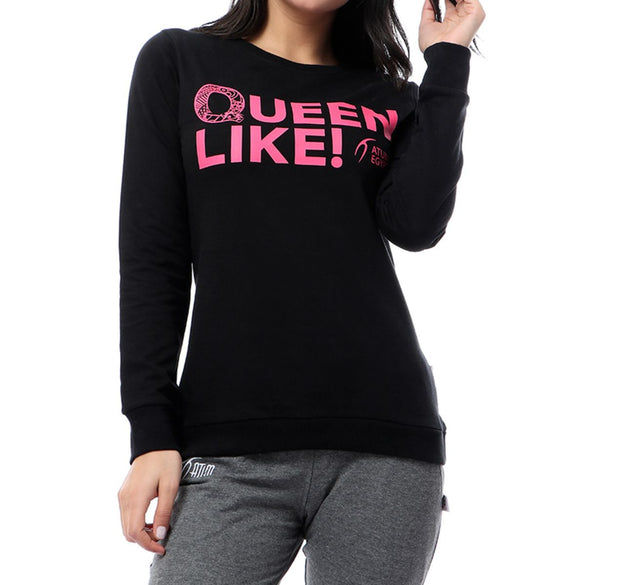 QUEEN LIKE  Sweatshirt